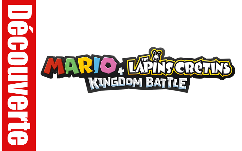Mario+the lapins crétins : Battle kingdom